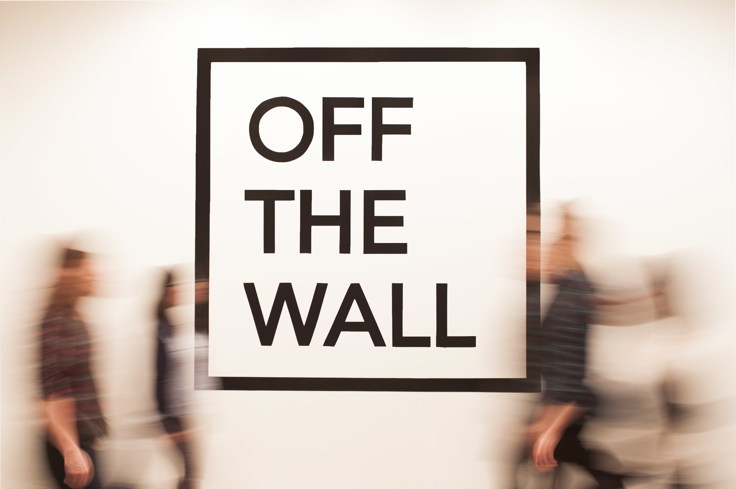 OFF THE WALL - Art and Design Auction at the University of Alberta. Photography by Bryce Zimmerman