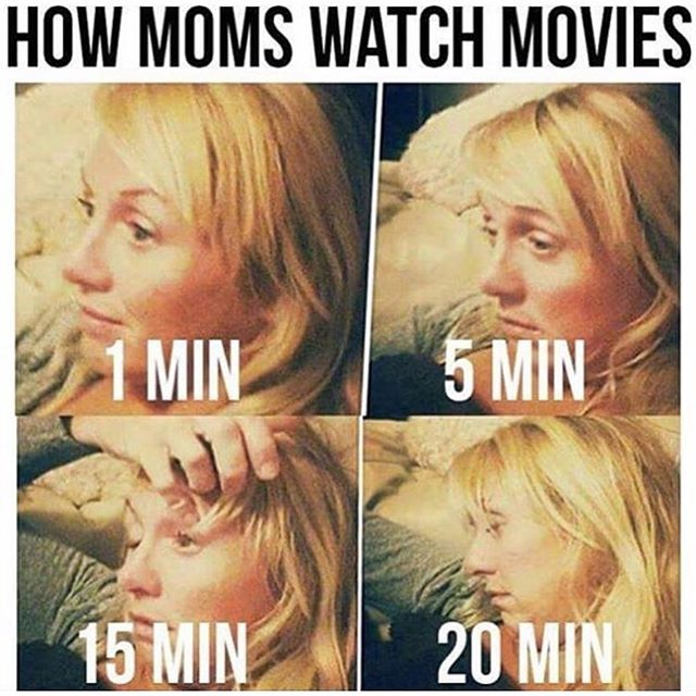 """And then we only wake up during the inappropriate parts to say, """"What is this? What are you watching??"""" . 😉😳 . Movies make the best naps. Can I get an AMEN? . #kidsaretheworst"""