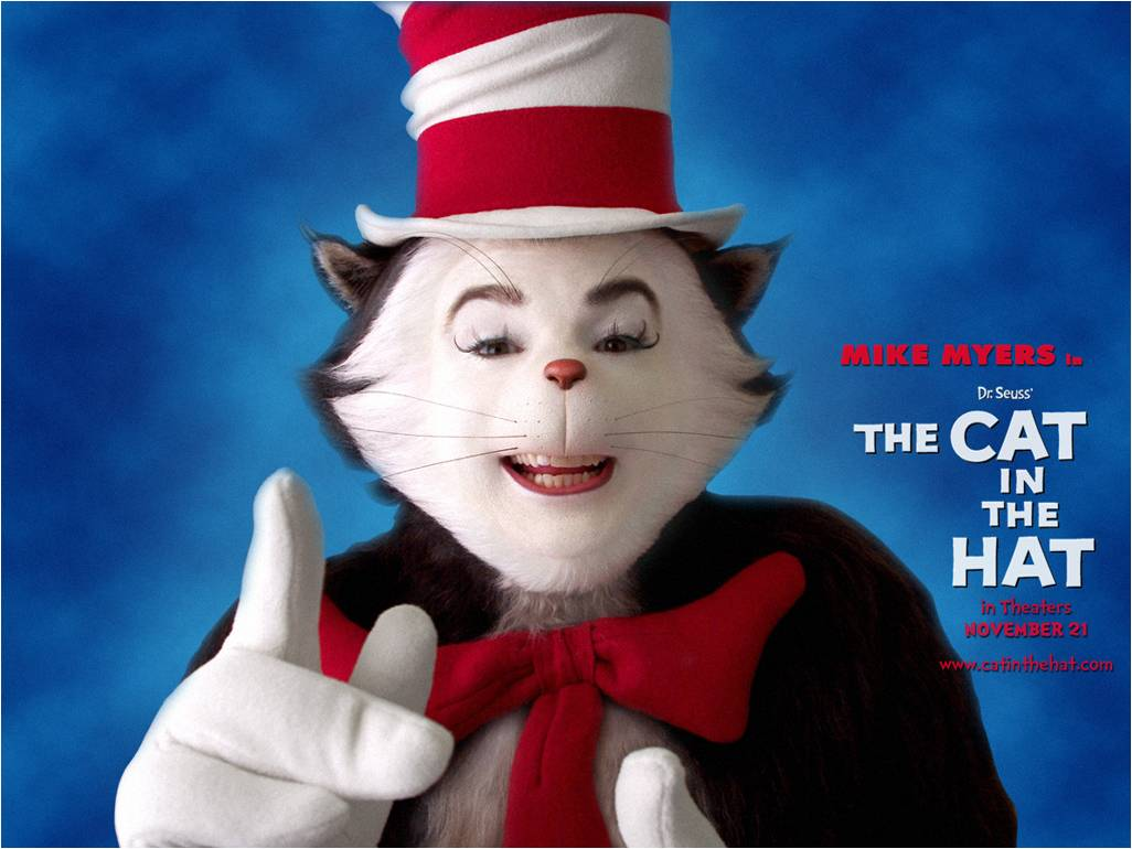Cat in the Hat. Edge FX
