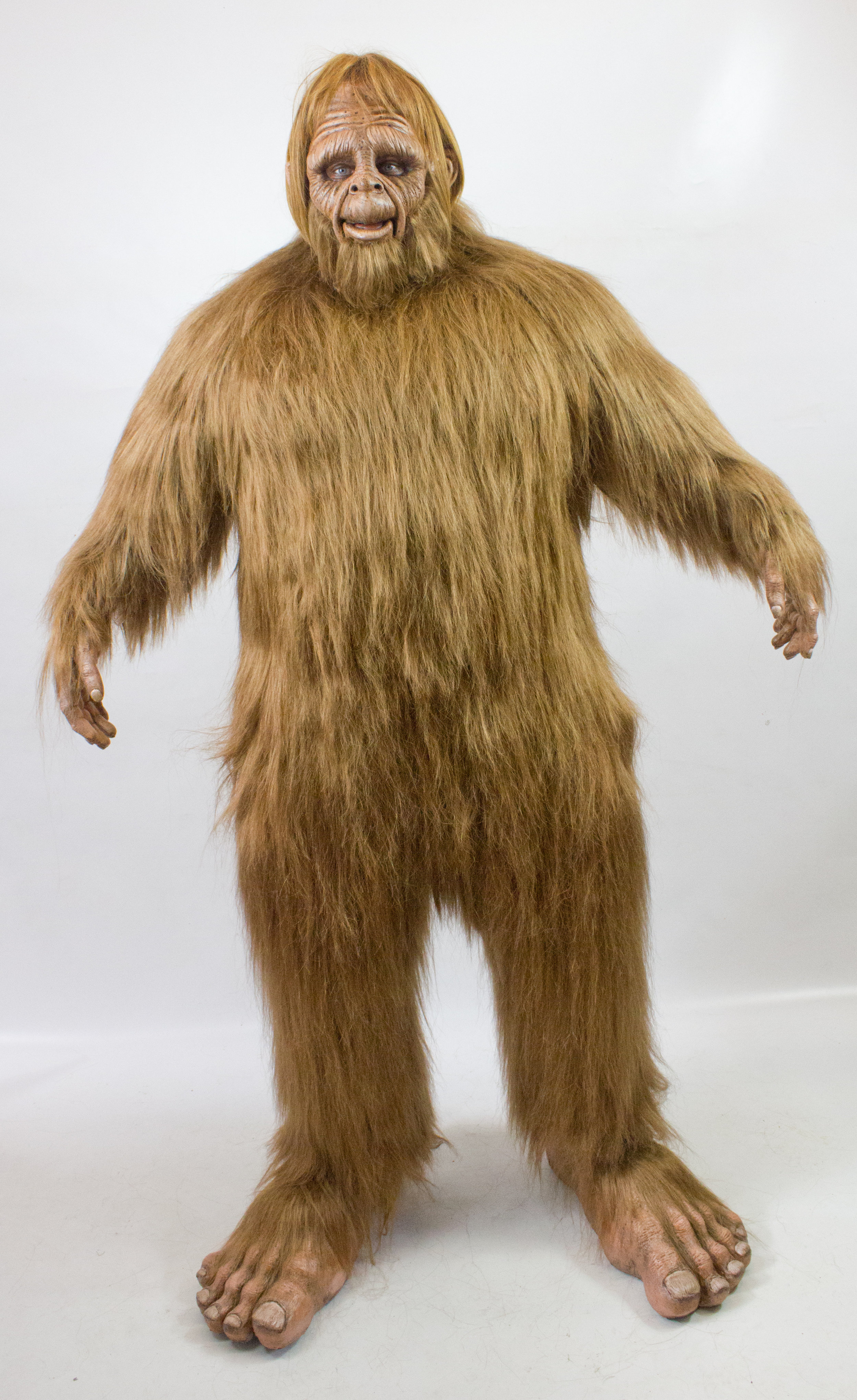 Bigfoot for Dolly Parton's Lumberjack Adventure by Total Fabrications
