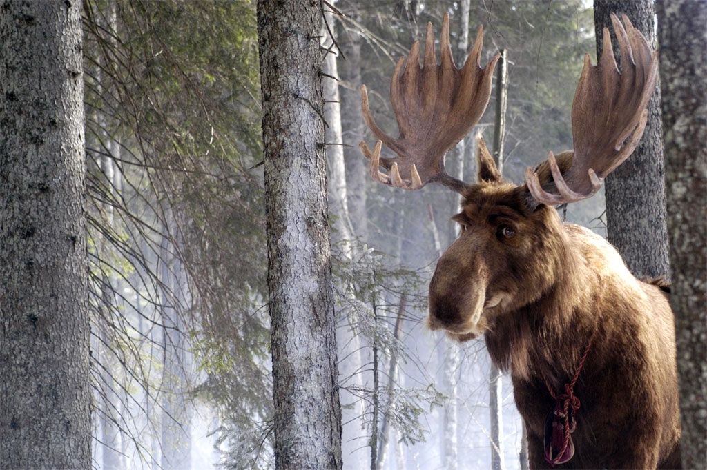 The Moose that Saved Christmas (German Disney Movie) Fabricated by Chris Creatures