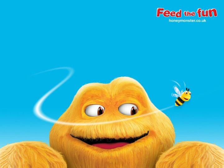 Honey Monster by Cod Steaks