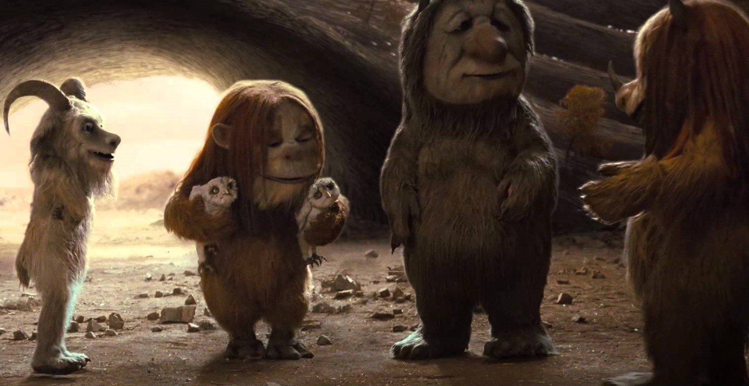 Where The Wild Things Are. Fabricated by Jim Henson Studios