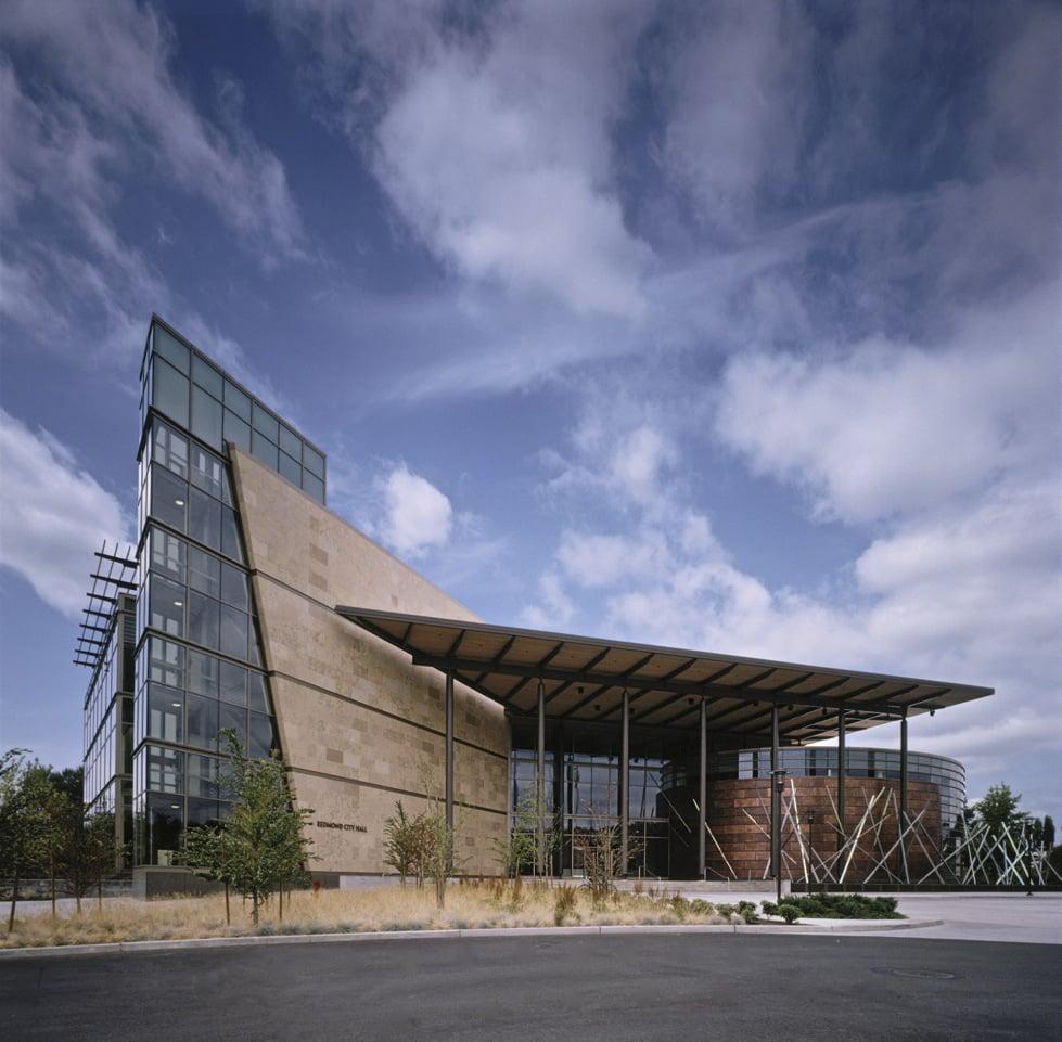 Redmond City Hall, Redmond, WA, USA