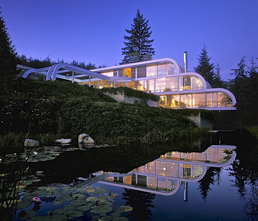 Eppich House for Architectural Digest Magazine, Vancouver, BC, Canada