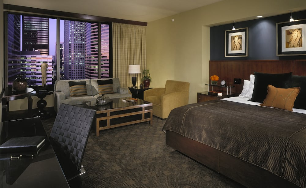 Grand Lux Suite at Hotel 1000, Seattle, WA, USA