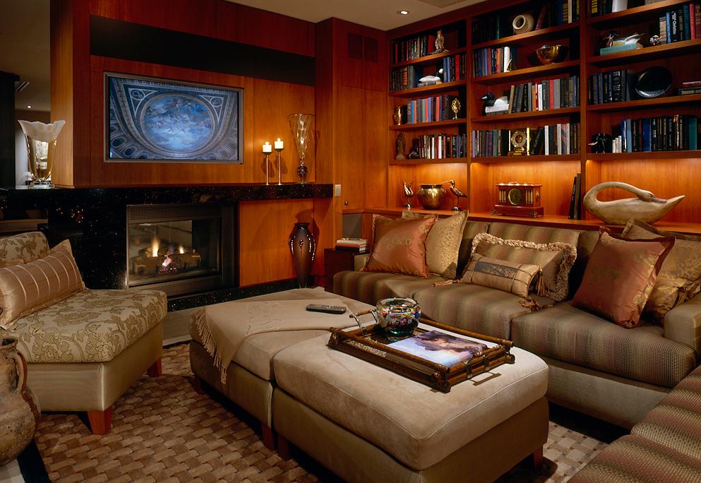 Penthouse Residence, Seattle, WA, USA