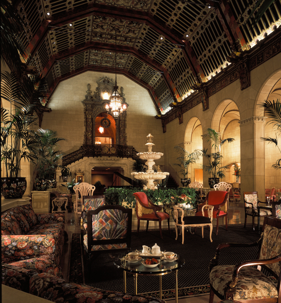 The Biltmore Hotel, Los Angeles, CA, USA