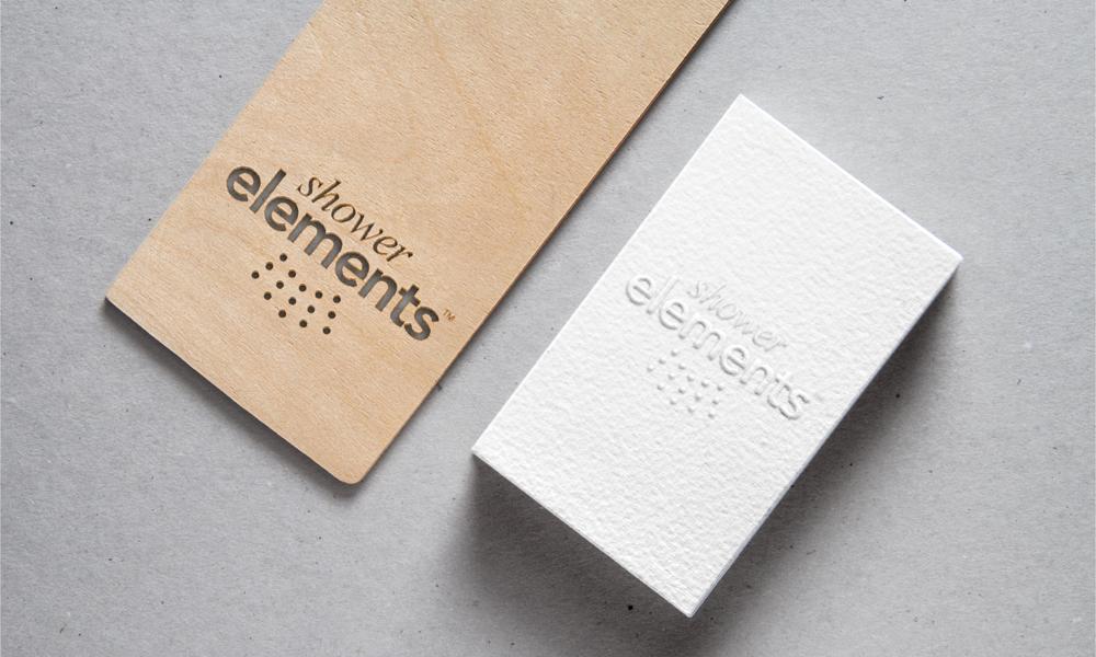OS&B, Shower Elements | Logo | Oakville, ON