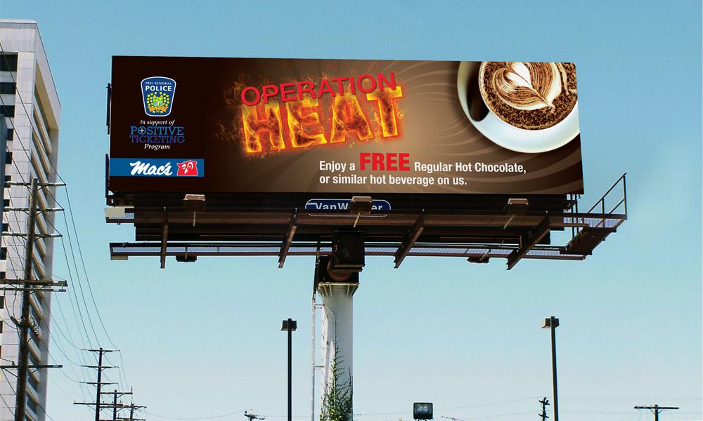Peel Regional Police | Signage | Mississauga, ON