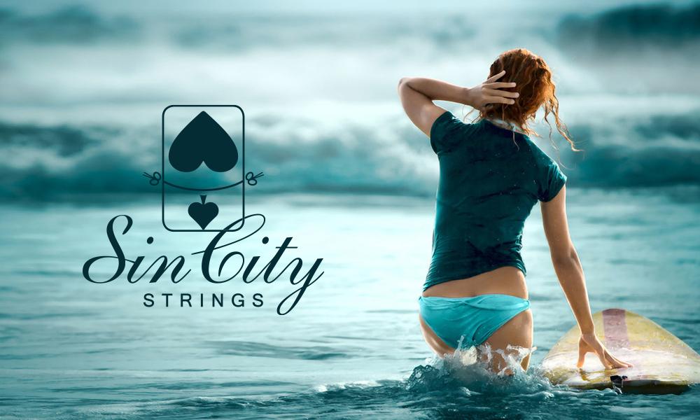 Sin City Strings | Logo