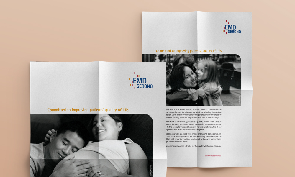 EMD Serono | Print | Mississauga, ON