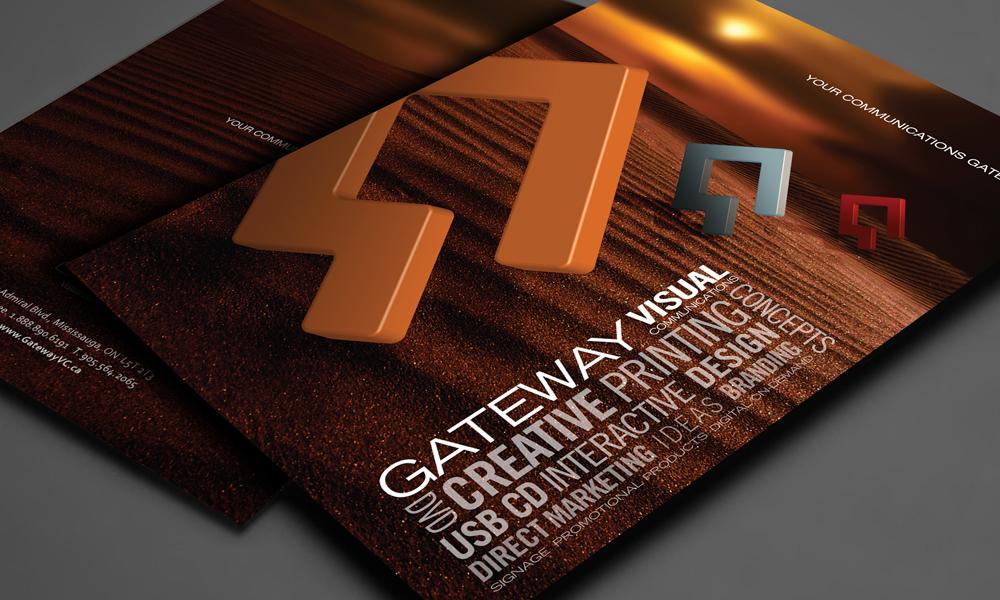 Gateway Visual Communications | Print | Mississauga, ON
