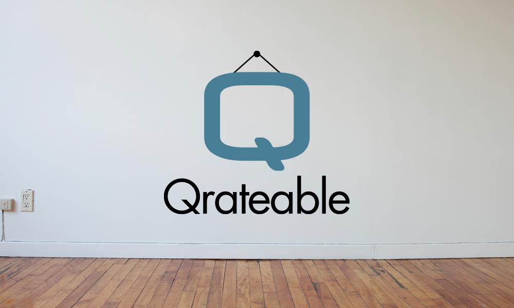 Qrateable | Logo