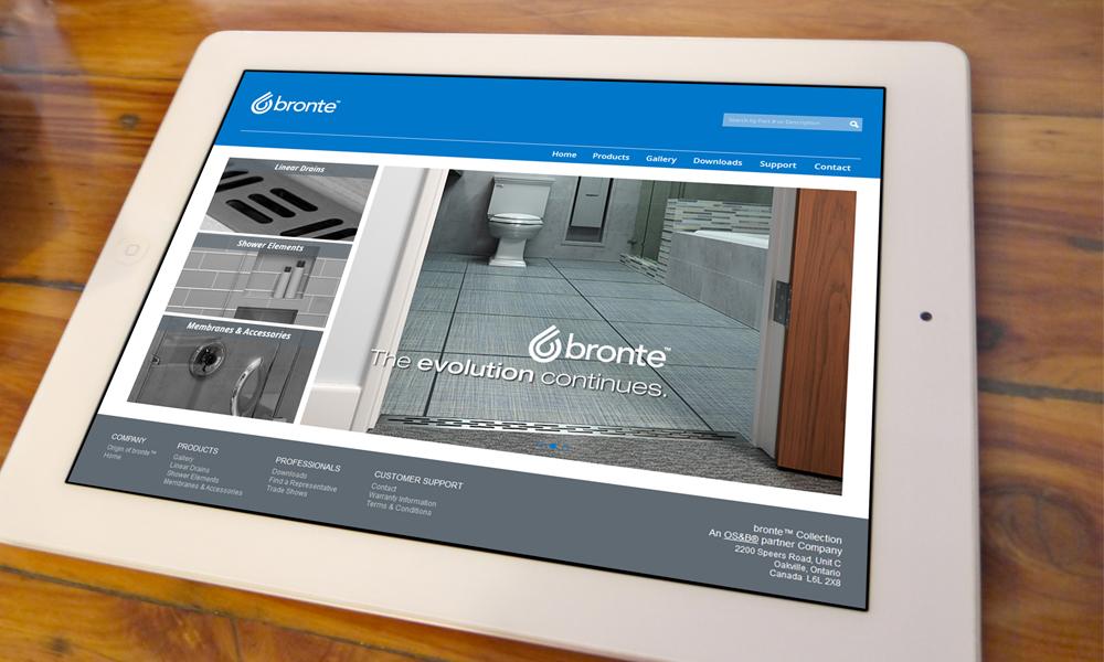 OS&B, Bronte | Website | Oakville, ON