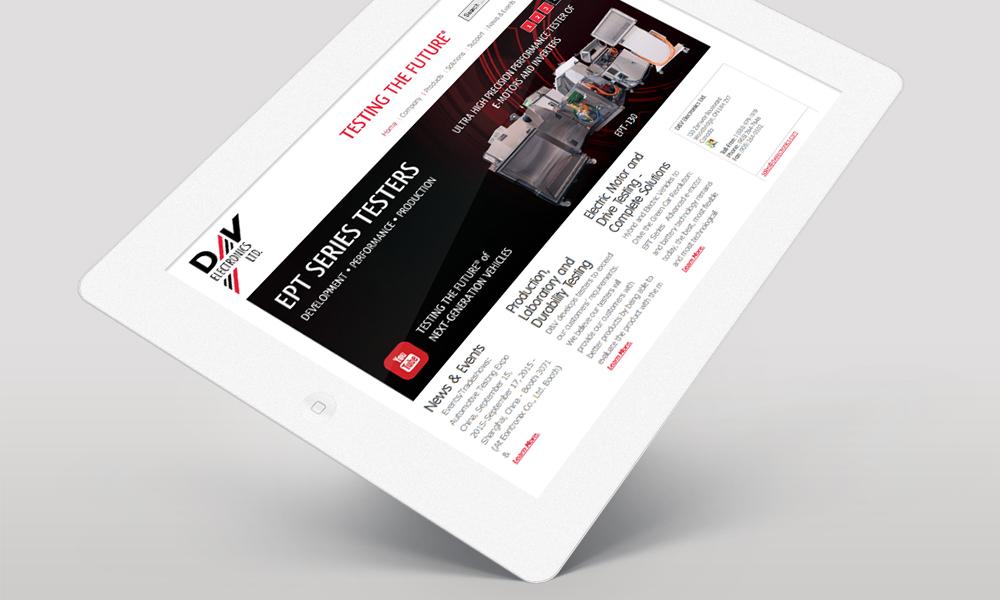 D&V Electronics | Website | Woodbridge, ON