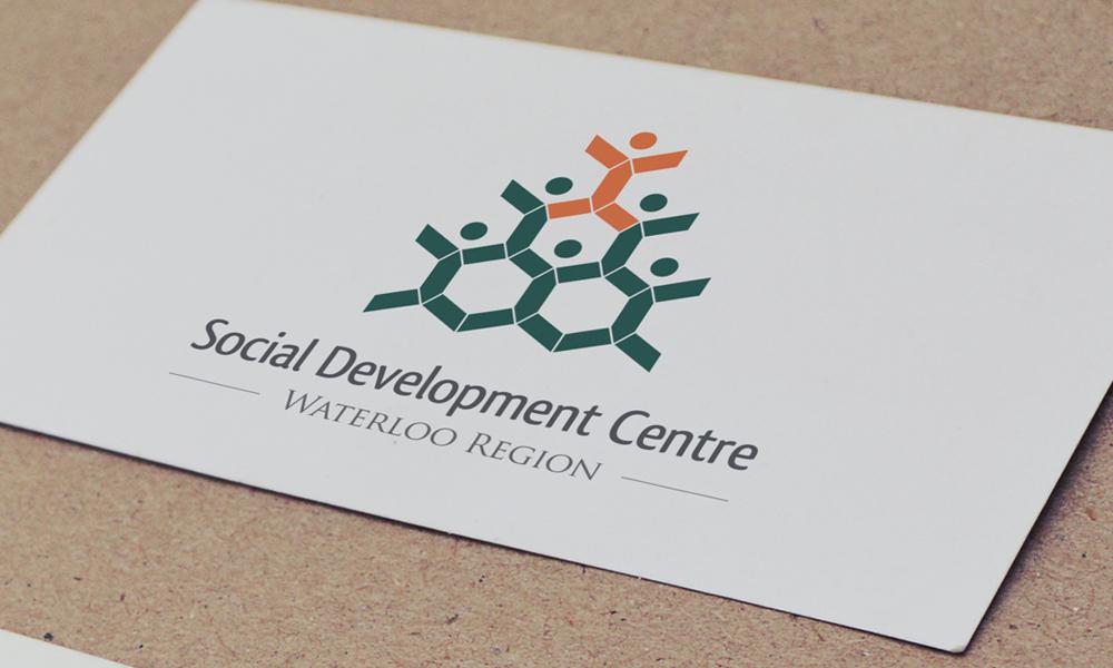Social Development Centre | Logo | Waterloo, ON