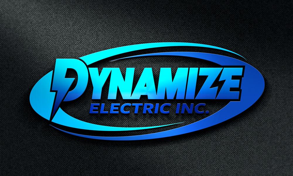 Dynamize Electric | Logo | Burlington, ON