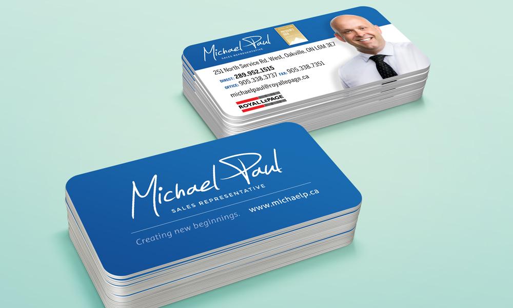 Michael Paul | Logo | Oakville, ON