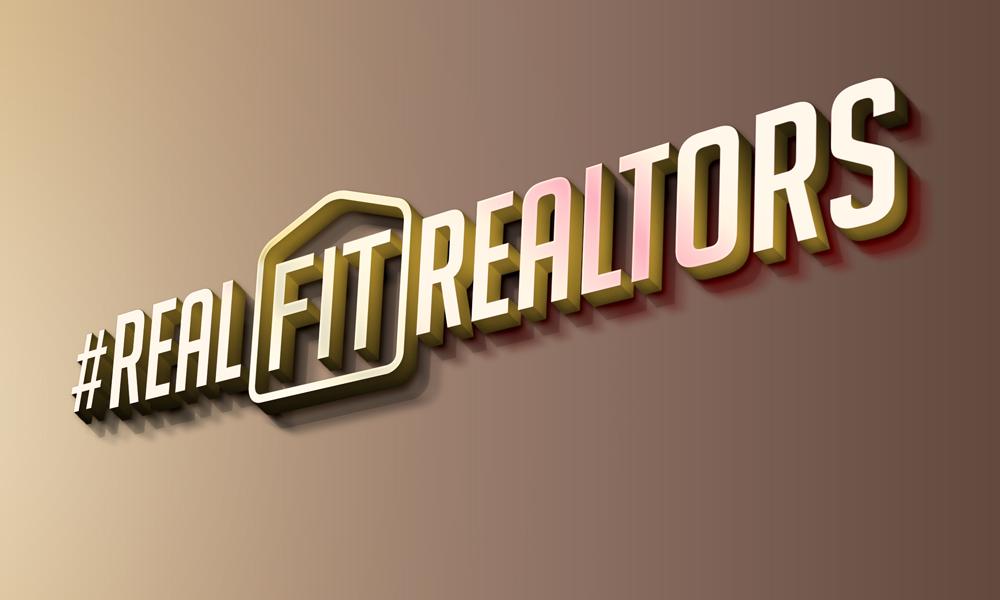 Real Fit Realtors | Logo | Oakville, ON