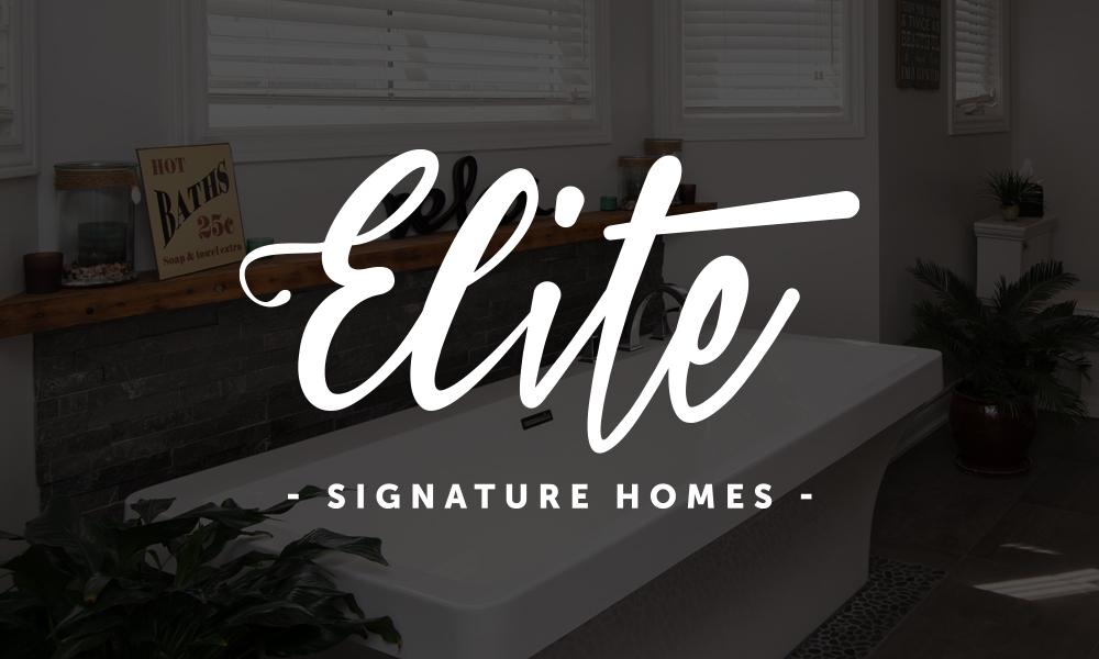 Elite Homes | Logo | Burlington, ON