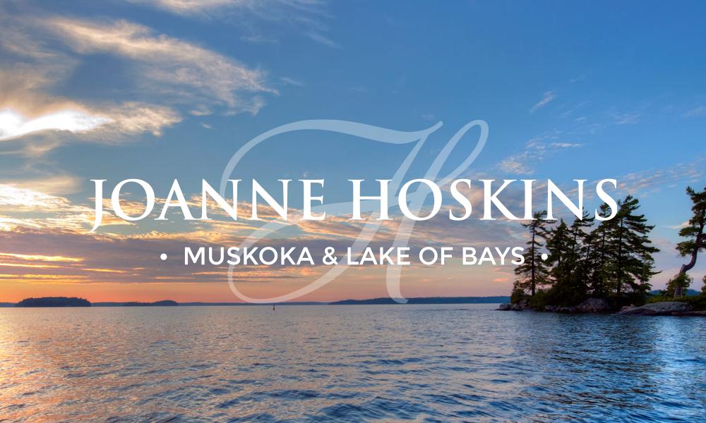 Joanne Hoskins | Logo | Muskoka, ON