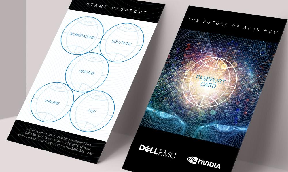 Dell / Merch Revolution | Passport Card | Austin, TX