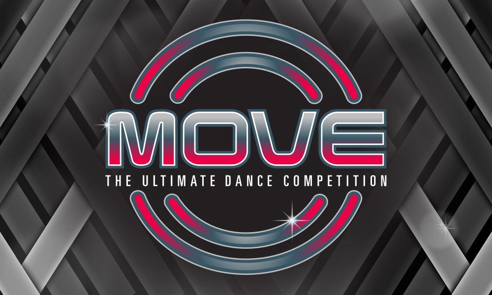 Shawn Desman, MOVE | Stage & Logo | Toronto, ON