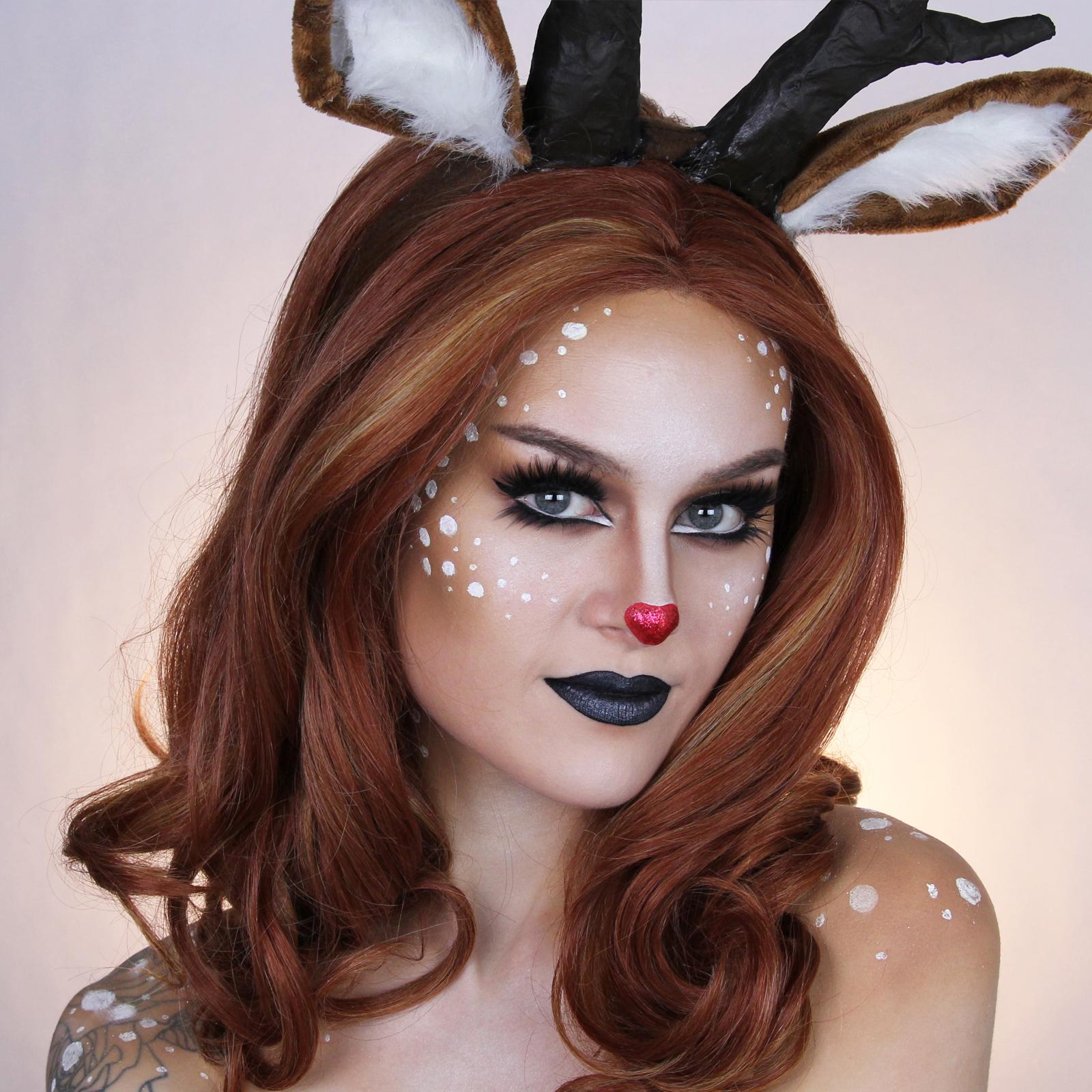 Rudolph Makeup emmapickles
