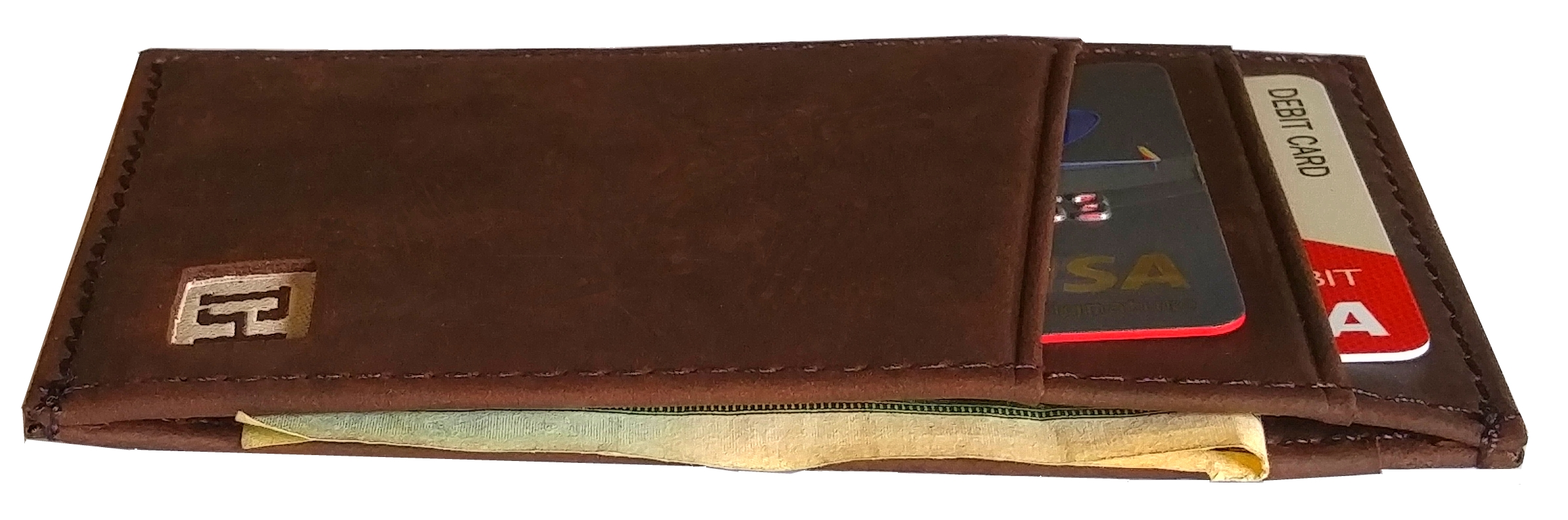 Doyle BrownBrown Side Pouch With.jpg