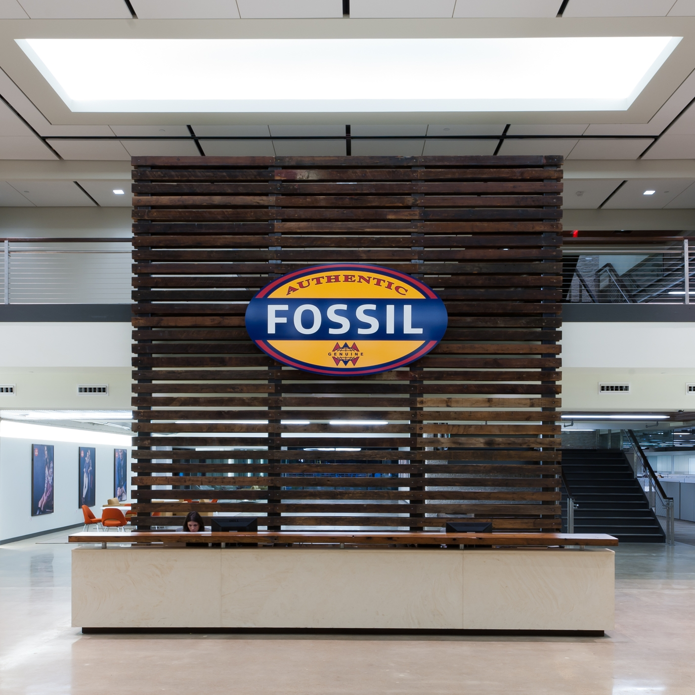 FOSSIL HEADQUARTERS