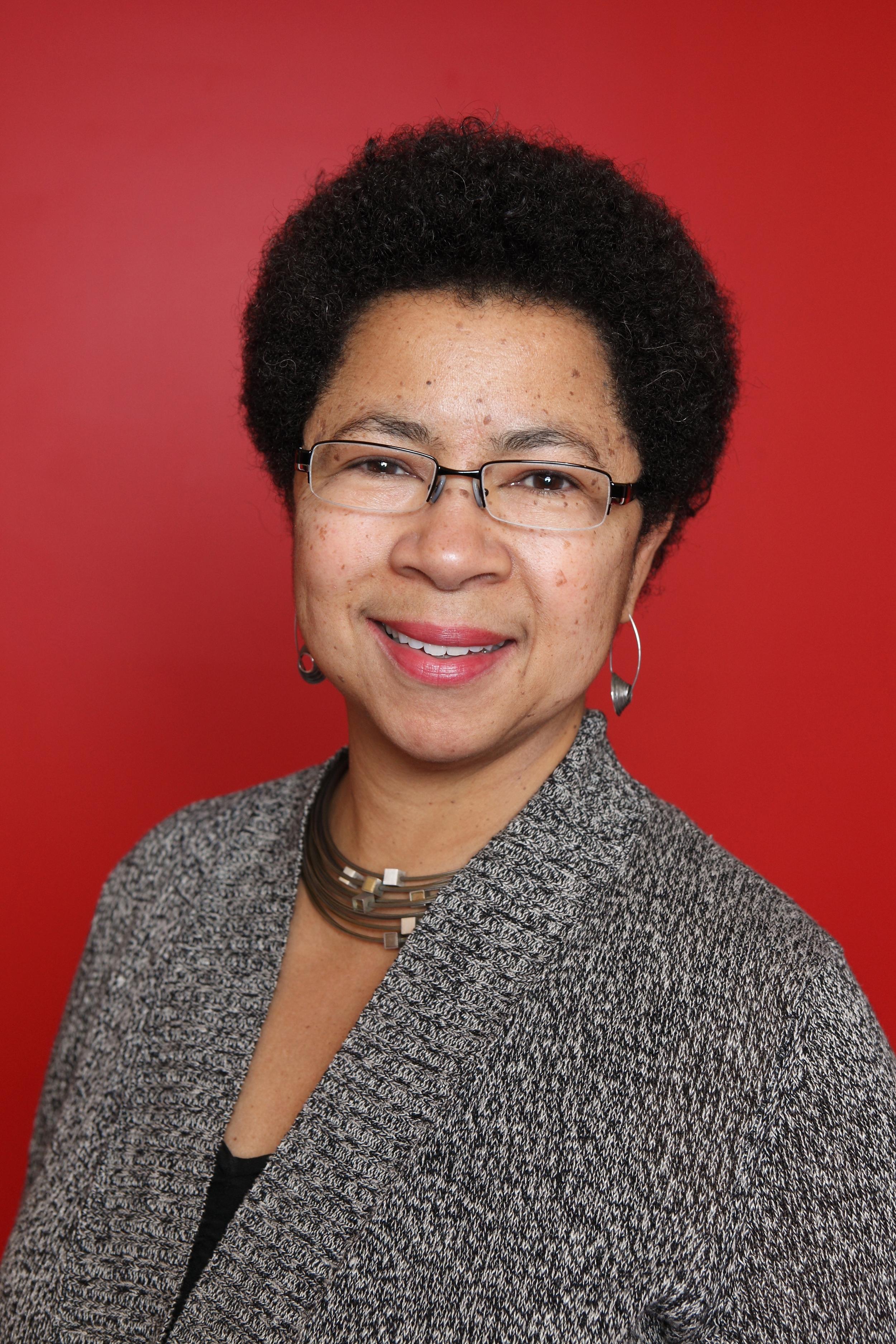 Barbara Ransby, Historian/Writer/Activist, Author of Ella Baker & The Black Freedom Movement, @BarbaraRansby