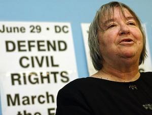 Lynne Stewart, People's Lawyer & former Political Prisoner