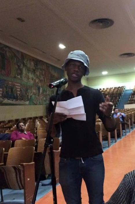 Onyx Walker, Future of Tomorrow, Urban Youth Collaborative