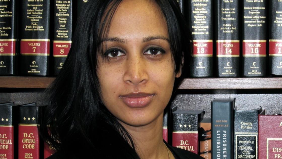 Seema Sadanandan, Criminal Justice Director, ACLU - DC, @DcSeema