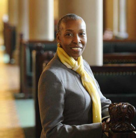 Soffiyah Eliijah, Executive Director, Correctional Association, @SoffiyahElijah