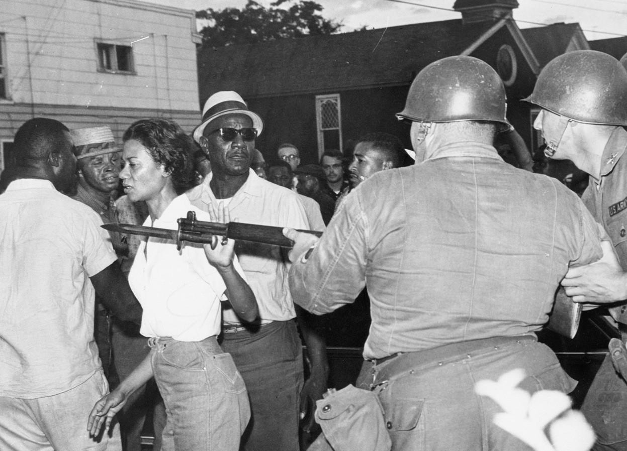 Gloria Richardson, Leader of the Cambridge Movement, Civil-Rights veteran