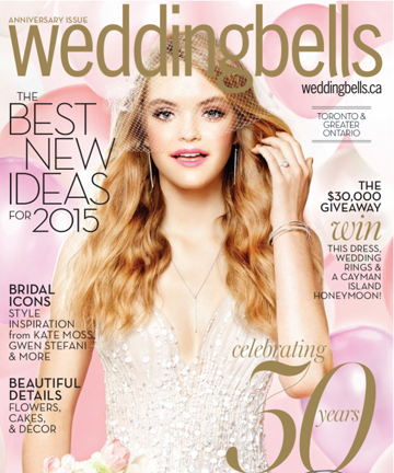 Wedding Bells Magazine - Real Wedding