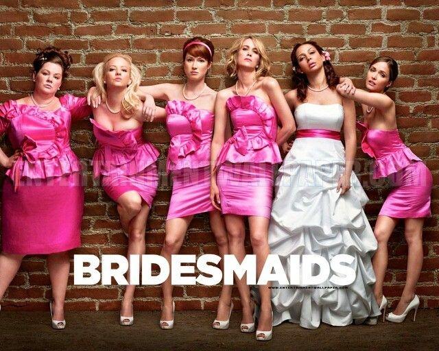 Laura: Bridesmaids