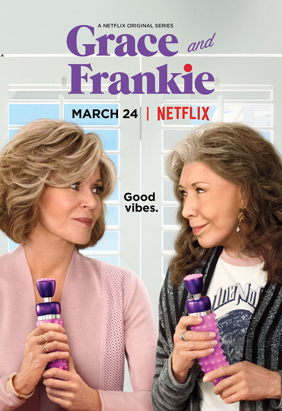 Paula: Grace & Frankie