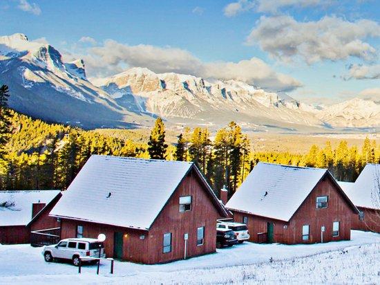 Paula: Banff Gate Mountain Resort