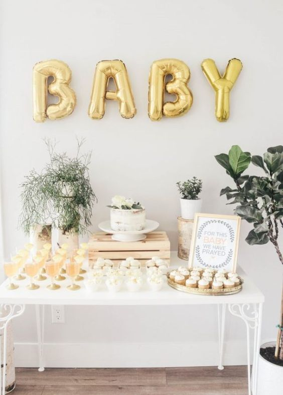Laura: Baby Shower Planning