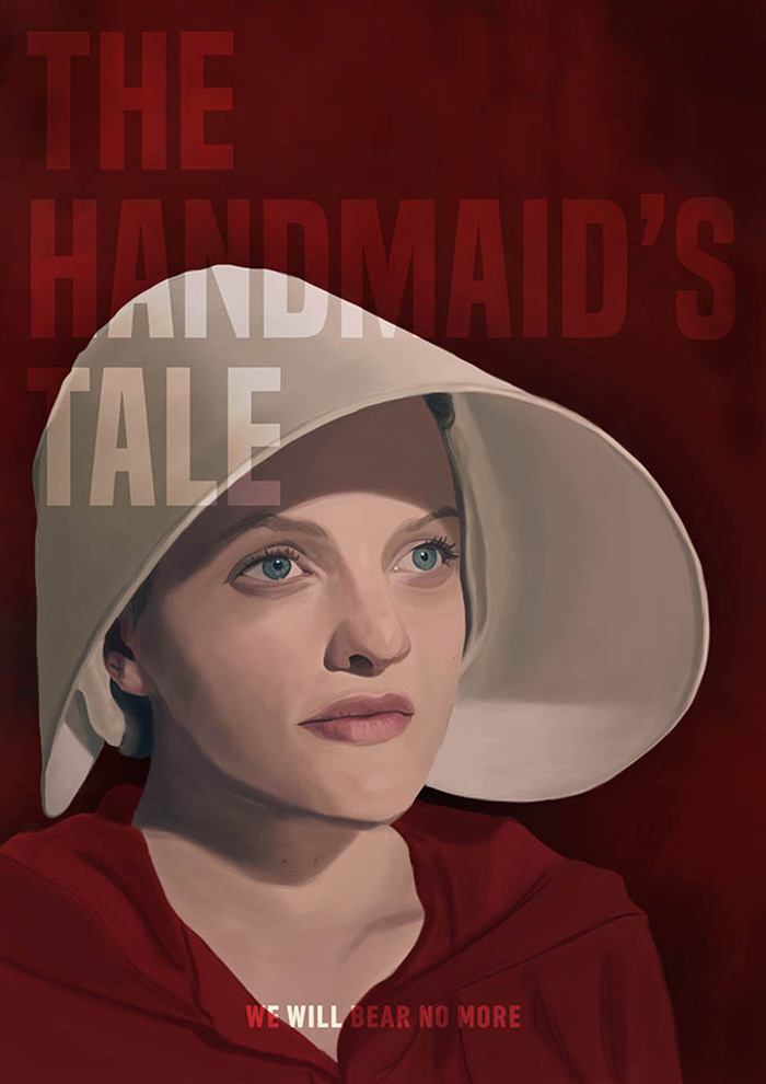 Paula: Handmaid's Tale