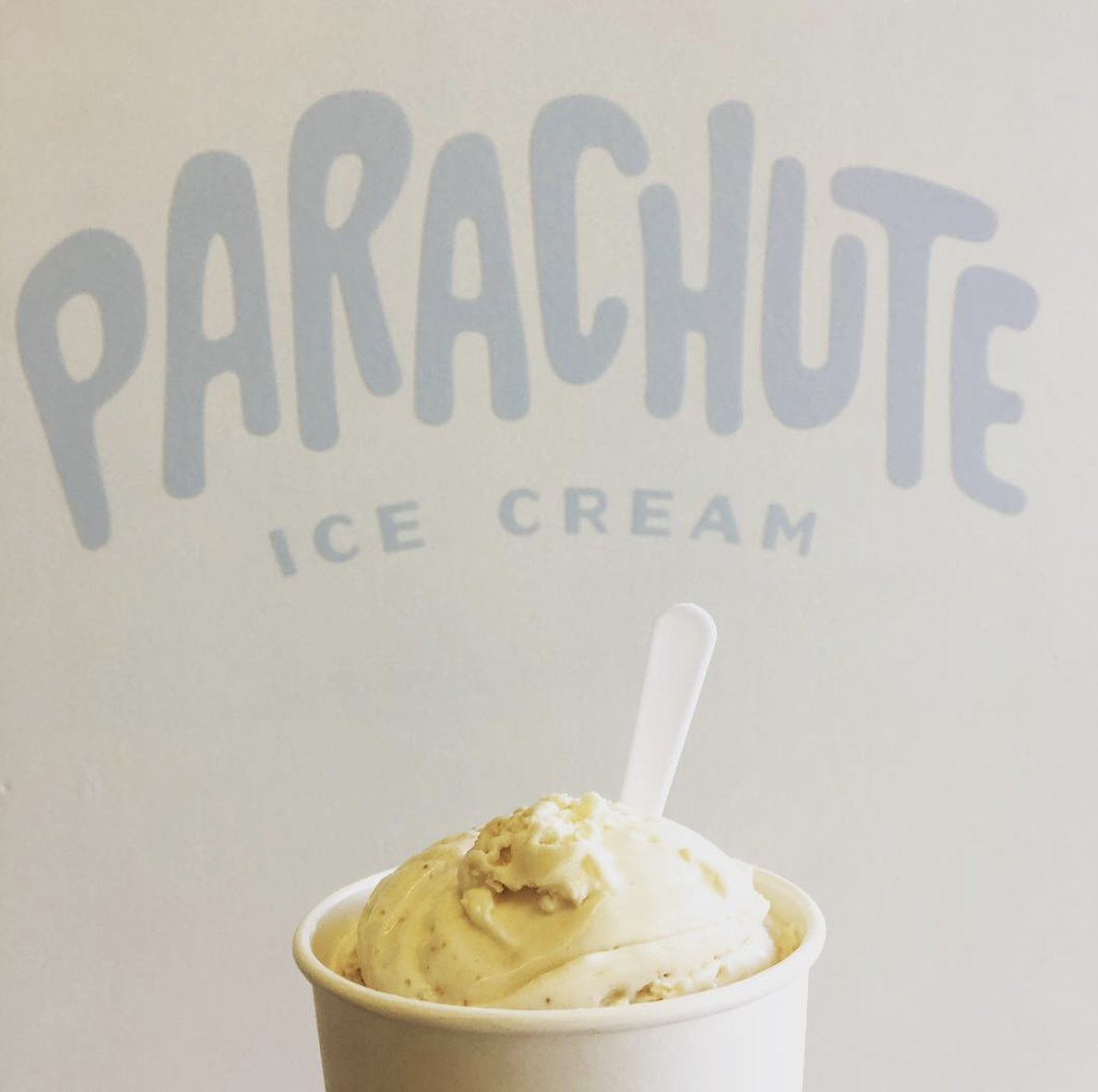 Barb: Parachute Earl Grey Icecream