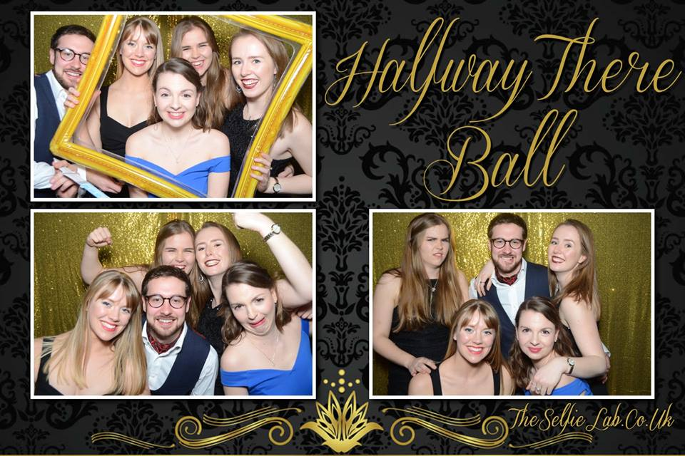 Halfway There Ball - March 2018