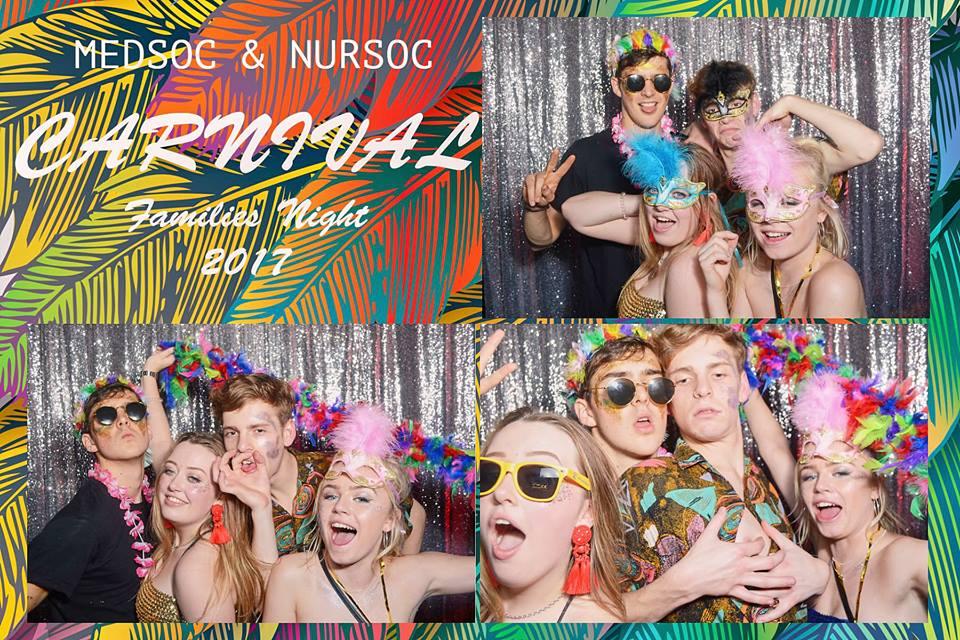 Carnival - Nursoc & Medsoc - November 2017