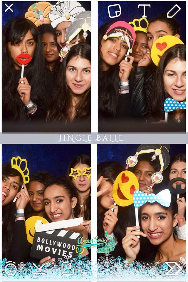 Jingle Balle - December 2015