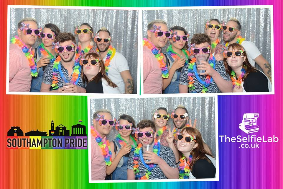 Southampton Pride - Augest 2016