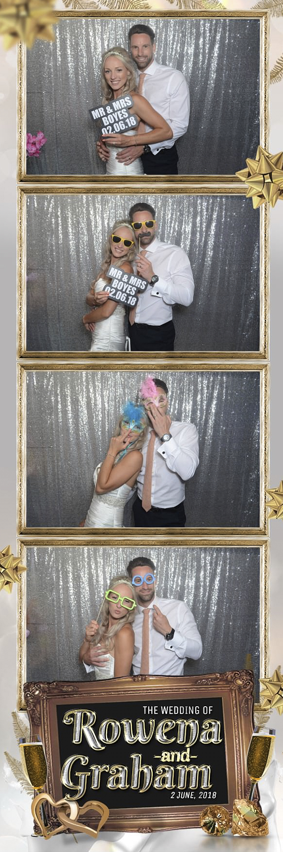 Rowena & Graham's Wedding -