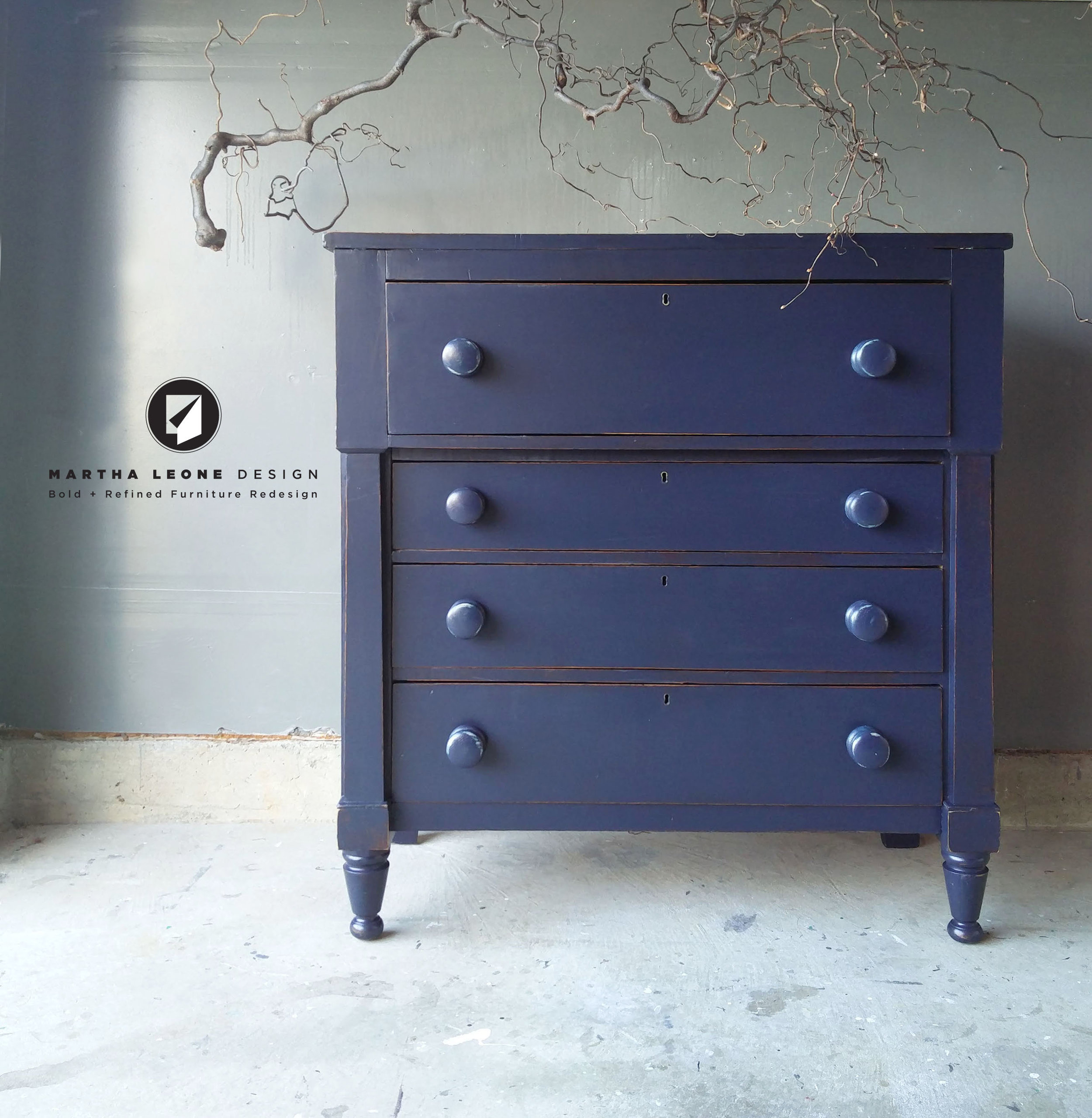 Empire dresser by Martha Leone Design